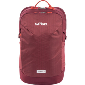 Tatonka Server Pack 25 Mochila, bordeaux red